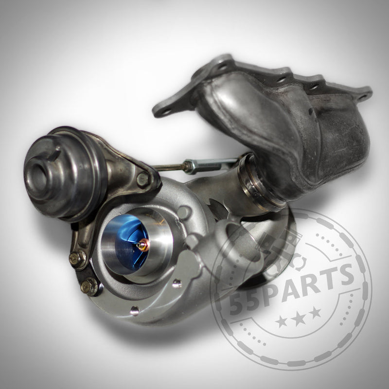 55Parts Exclusive: BMW 135i, 1er M Coupe, 335i(x) N54 - HP800 Turbos - 55parts.de