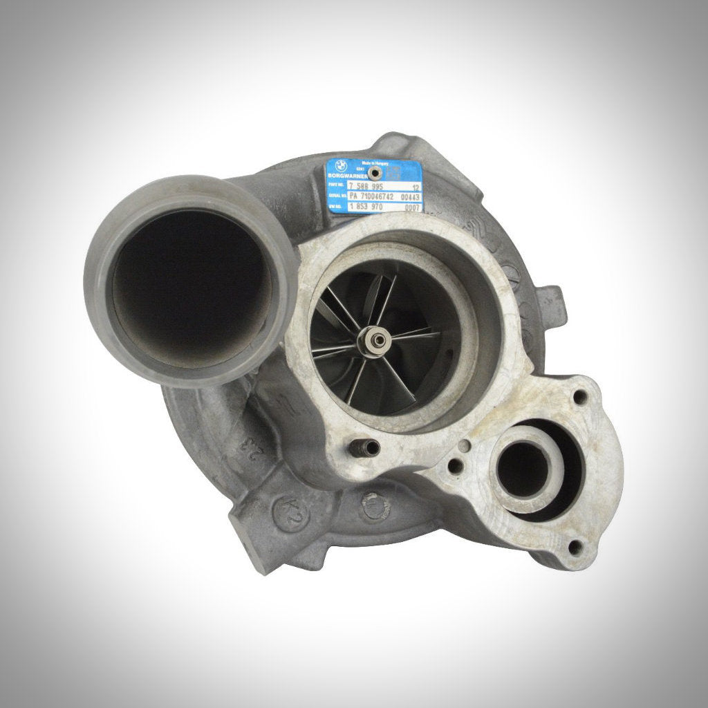 BMW (M)135i, M235i, 335i(x), 435i(x) N55 Pure Stage 1 Upgrade Turbolader - 55parts.de