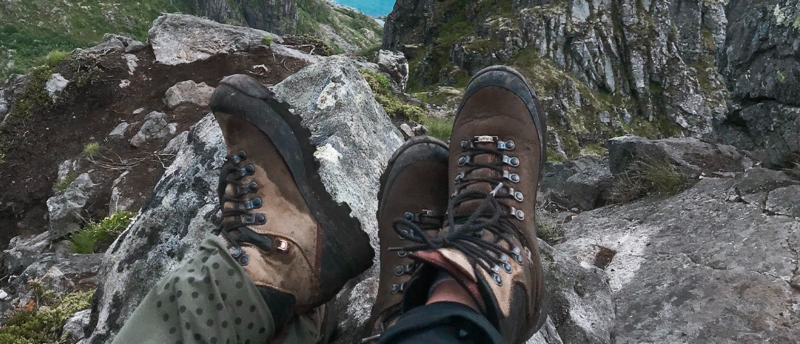 hiking shoes for men - Skuxs