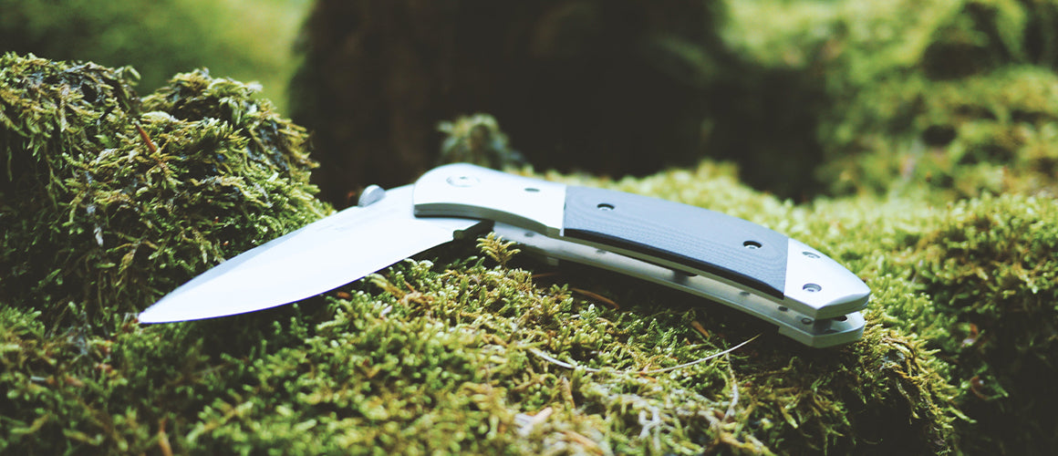 Pocket Knife Material and Handle