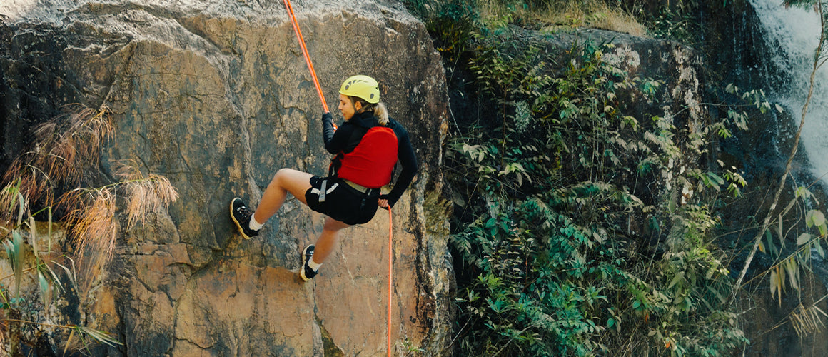 find the right rock-climbing rope