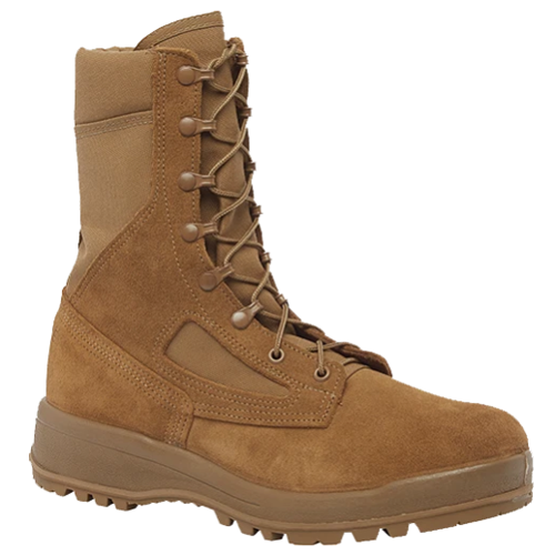 C300 ST Hot Weather Steel Toe Coyote Boot