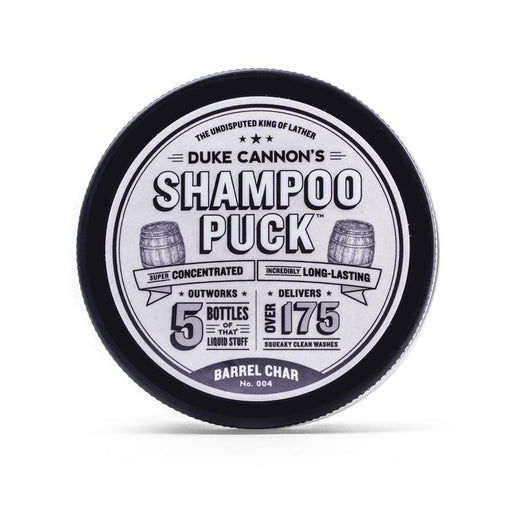 Shampoo Puck - Barrel Char No. 004