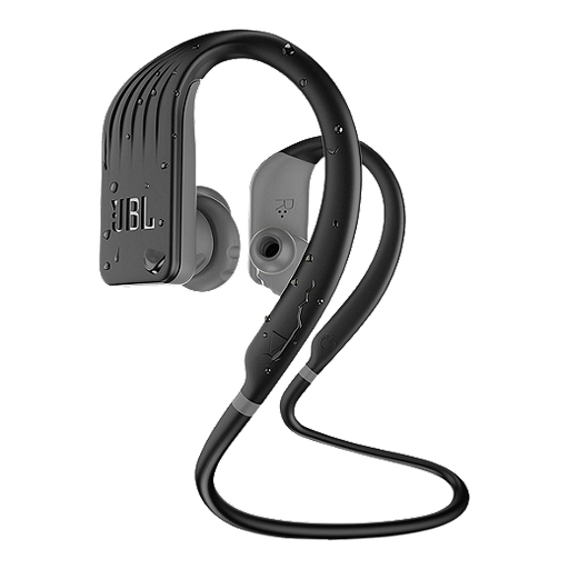 Endurance JUMP Bluetooth Wireless Headphones - Black