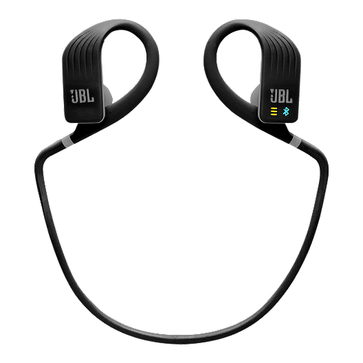 Endurance DIVE Wireless Bluetooth Headphones with MP3 Player - Black
