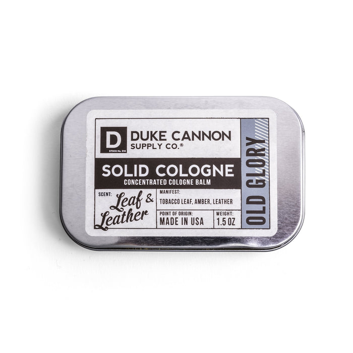 Solid Cologne - Old Glory