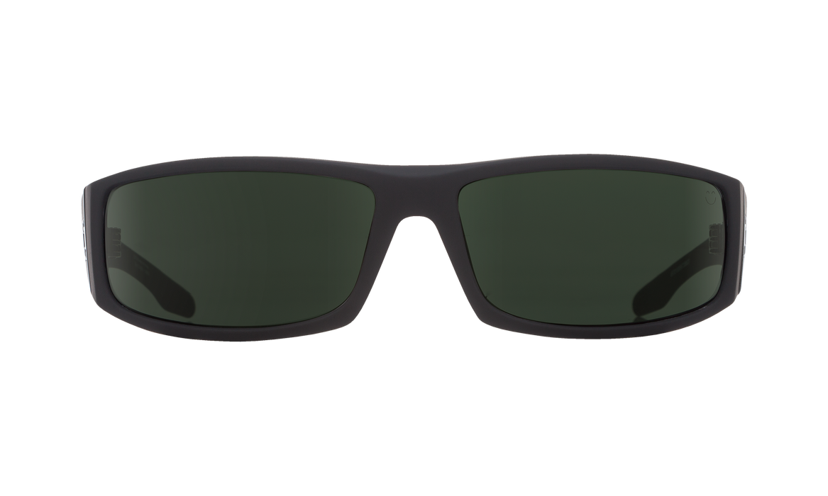 COOPER Soft Matte Black / Happy Gray Green