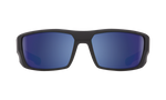 DIRK Matte Black with Blue Spectra