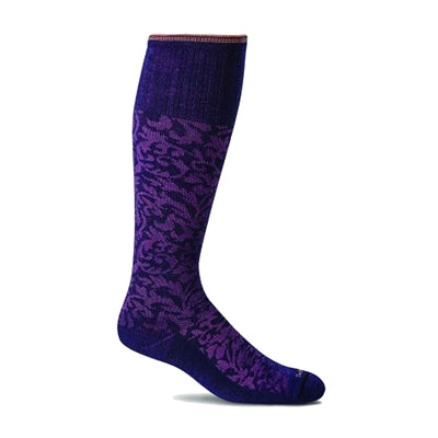 Women's Damask Compression Socks