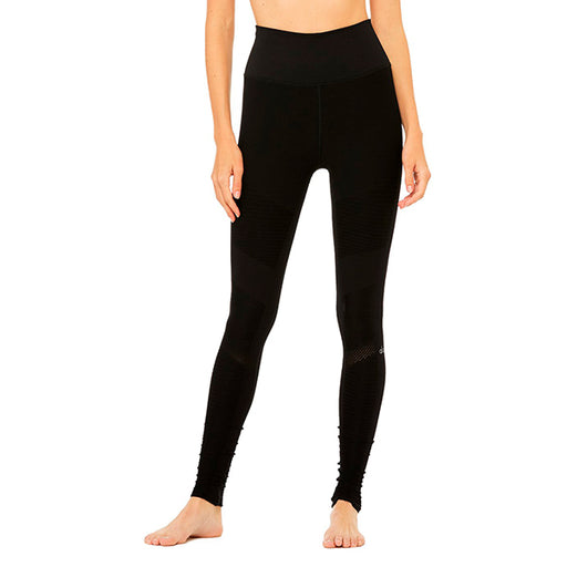 WOMENS HIGH-WAIST SEAMLESS MOTO LEGGING