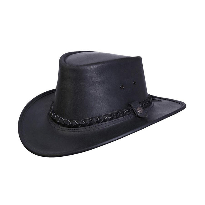 Bac Pac Traveller Oily Australian Leather Hat