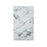 Gym Towel Marble WHITE 16 X 26