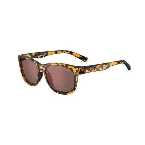SWANK | YELLOW CONFETTI BROWN POLARIZED LENS
