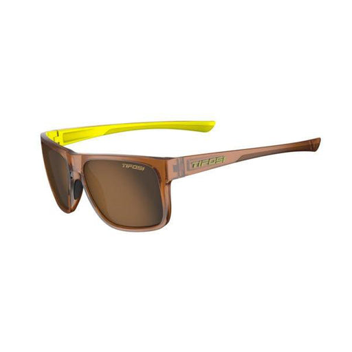 SWICK | CARAMEL / NEON BROWN POLARIZED LENS