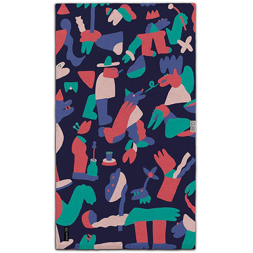 "LUCAS BEAUFORT X LEUS Beach Towel 33"" x 58"""