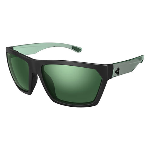 LOOPS Black - Green / Green Lens Silver FM