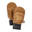 Leather Fall Line Mitt