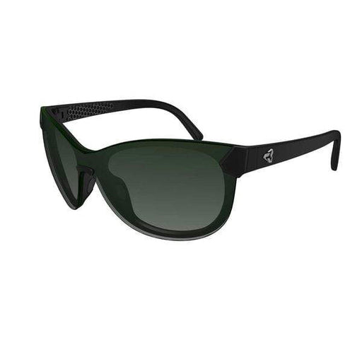 CATJA Black / Green Lens Gradient