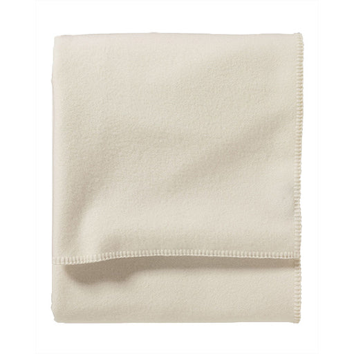 Eco-Wise Wool Solid Blanket King Size