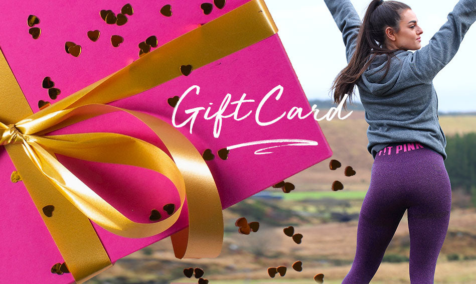 FitPink Gift Card Voucher