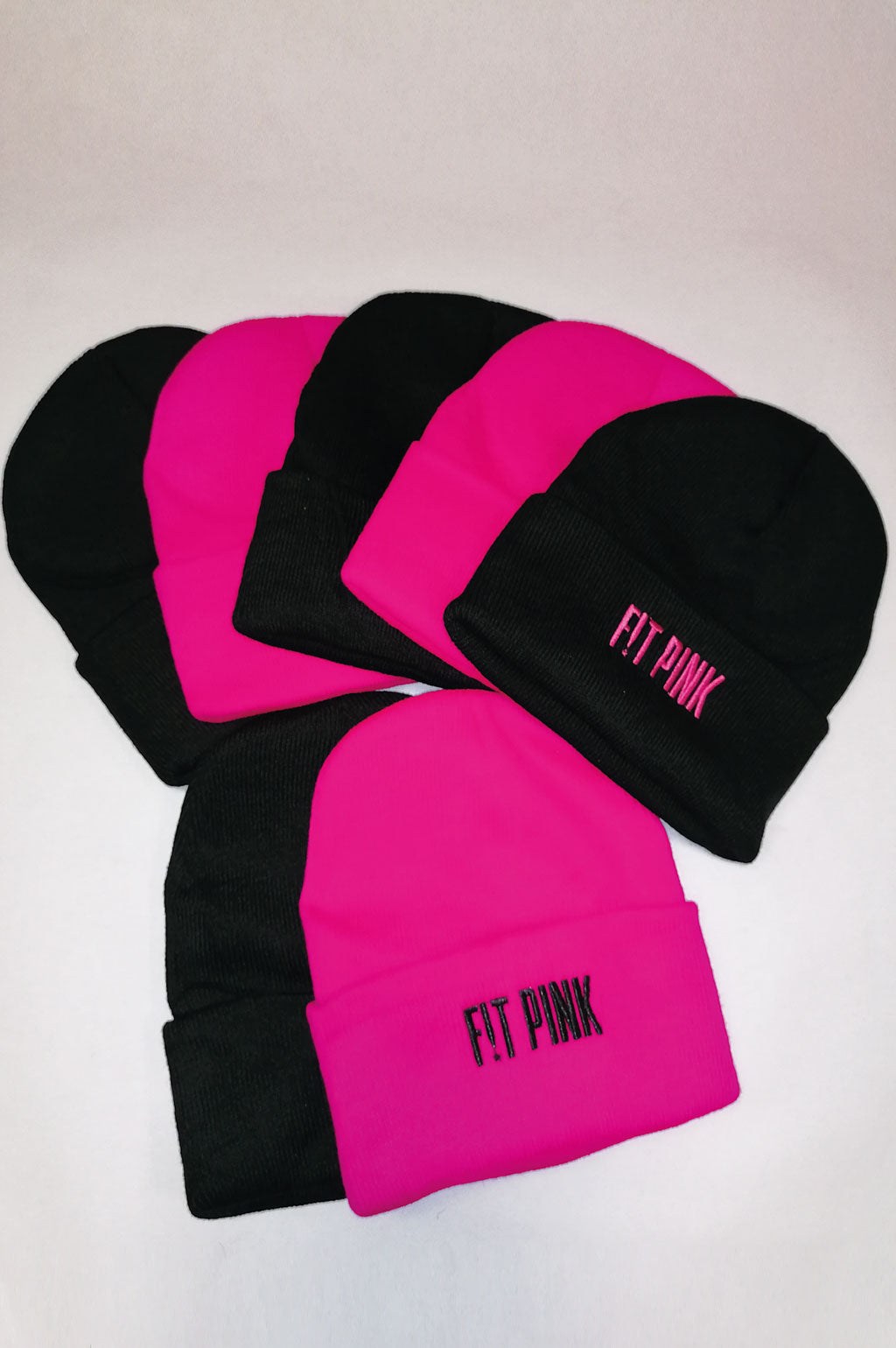 FitPink Beanie Hat selection