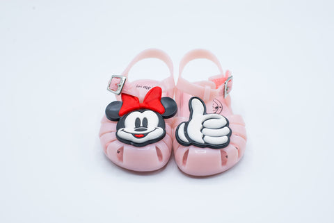 MINI MELISSA ARANHA+MICKEY SHOE