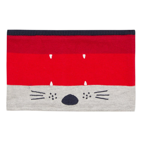 CATIMINI SNOOD ROUGE