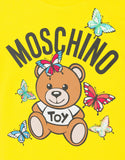 MOSCHINO GIRLS PRINT+PAILLETTES