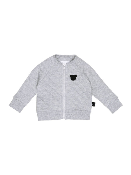 HUXBABY STITCH SWEAT JACKET