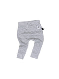 HUXBABY STITCH DROP CROCH PANT