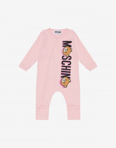 MOSCHINO BABYGROW WITH GIFT BOX