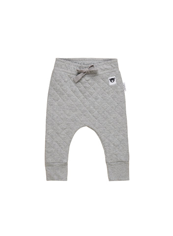 HUXBABY STITCH DROP CROTCH PANT