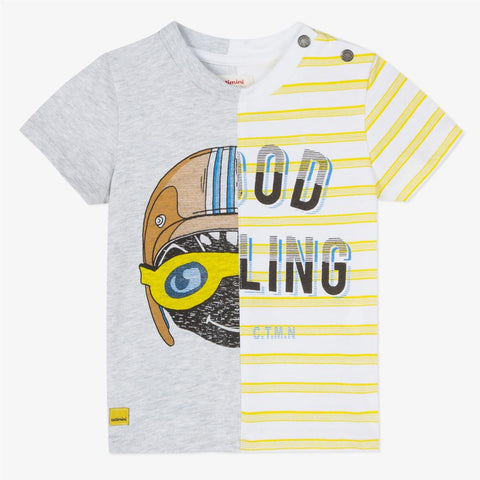 CATIMINI 2-IN-1 FUN T-SHIRT