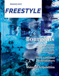 Freestyle Magazine 04: Blue Edition