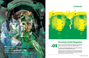Freestyle Magazine 01: Green Edition