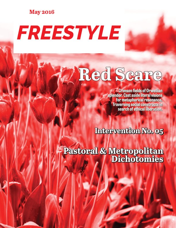 Freestyle Magazine 03: Red Edition
