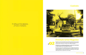 Freestyle Magazine 02: Yellow Edition
