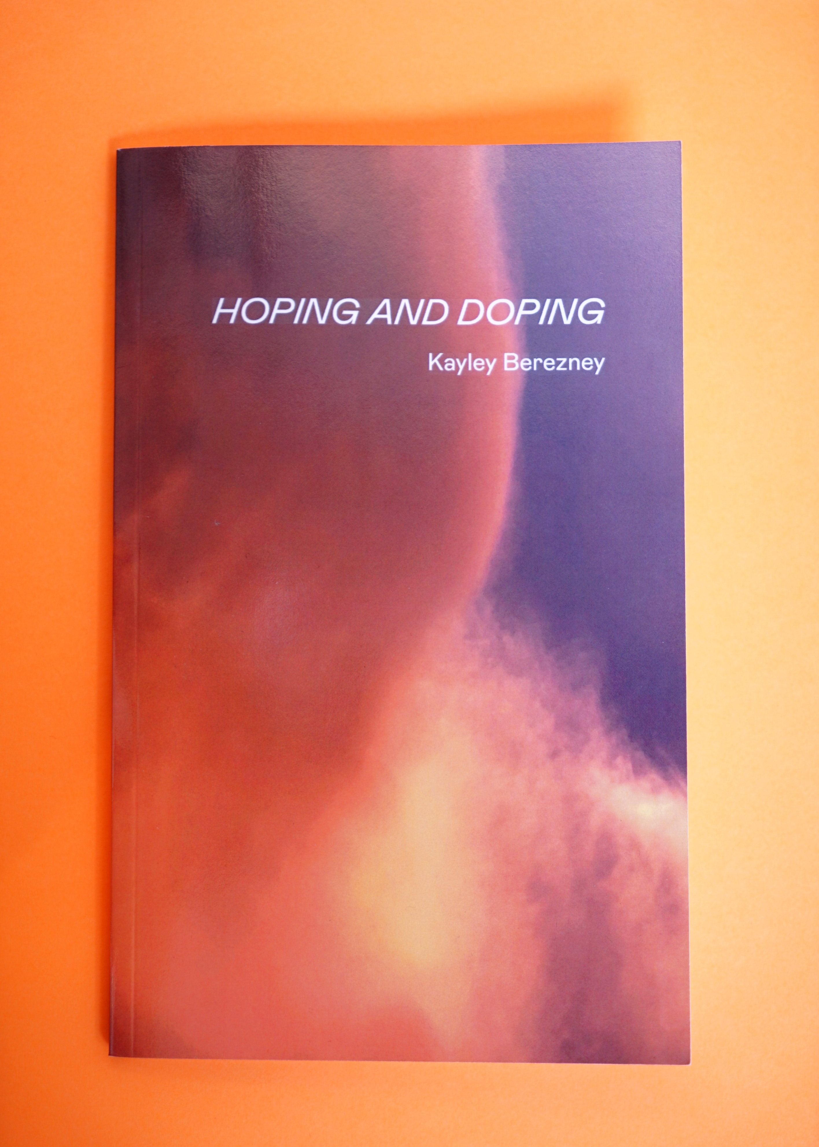 HOPING AND DOPING