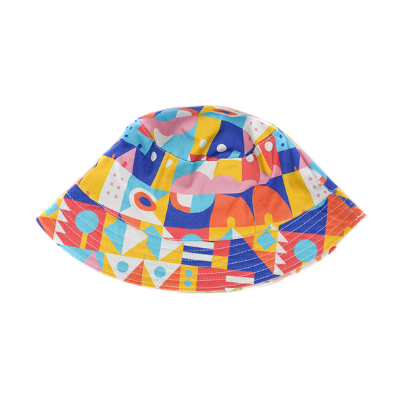 Bucket Hat Reversible Zoo Mix Hometown Water Repellent - LuckyCla