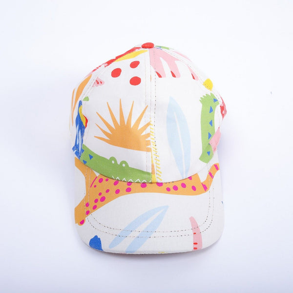 When in The Zoo Baseball Cap - LuckyCla