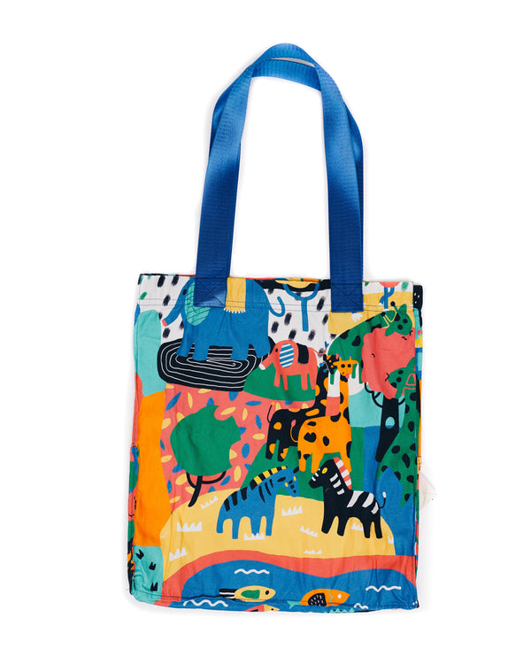 Animal Tote Bag - LuckyCla