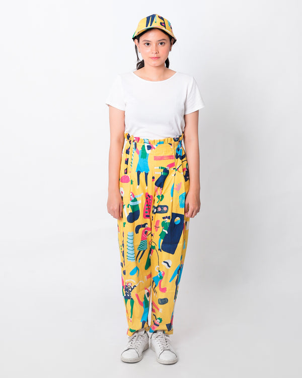 Dolanan Trousers - LuckyCla