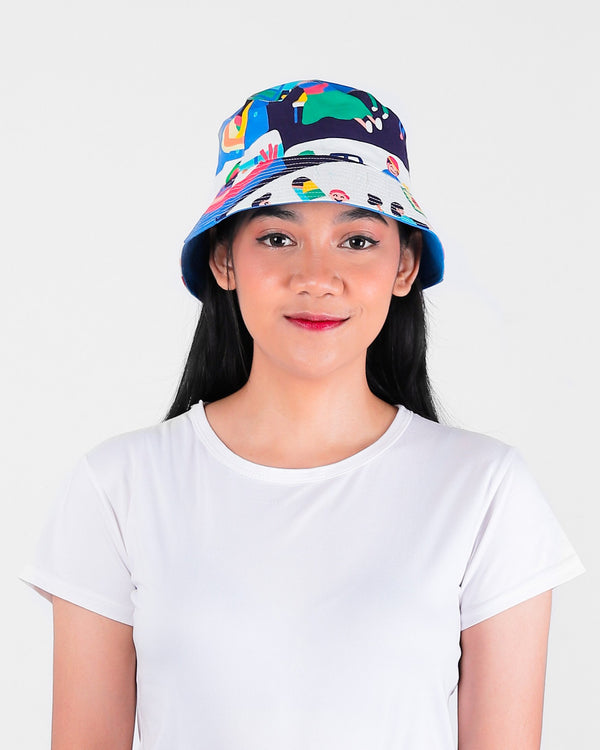 Happy Family Bucket Hat - LuckyCla