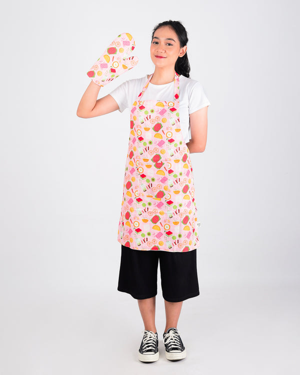 Traditional Snack Set Apron - LuckyCla