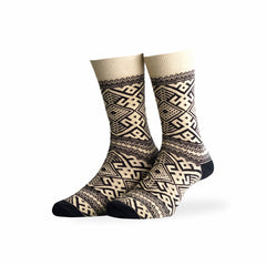 Premium Casual Tribal Socks - Casual Ethnic Aztec Socks