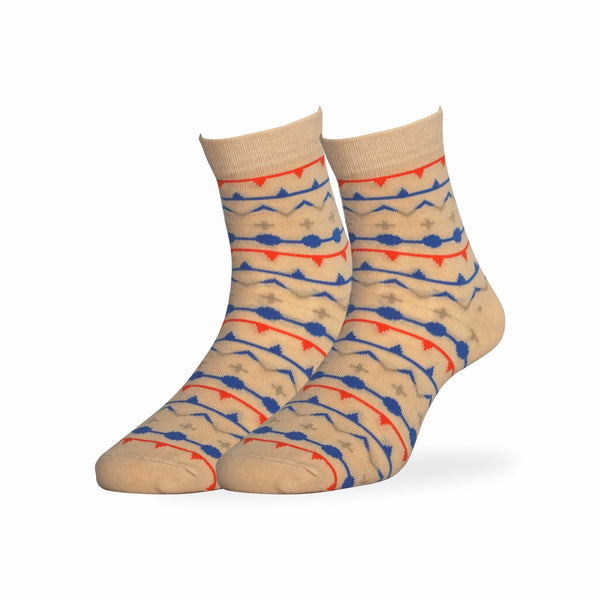 Premium Casual Tribal Socks - Casual Vintage Socks