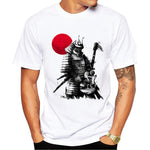 T-shirt Samurai Guitar