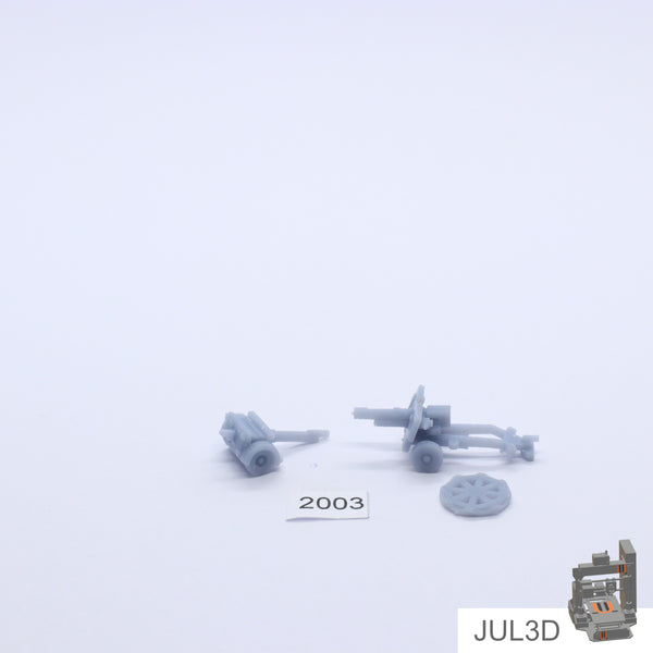 25pdr-limber-1 1/200 - JUL3D Miniatures