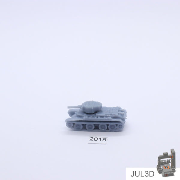BT-7 1/200 - JUL3D Miniatures
