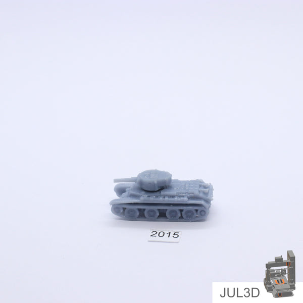 BT-7 1/160 - JUL3D Miniatures